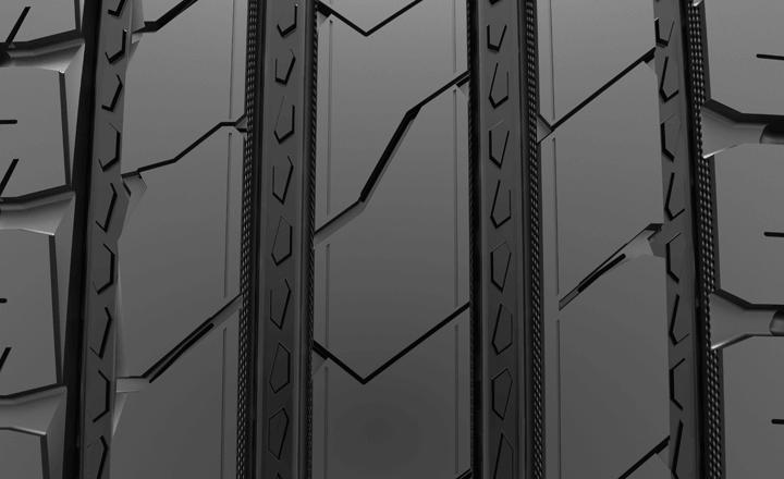 nokian line suv éjecteur de pierres
